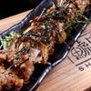 鯱家 - 料理写真:鶏もも1枚唐揚げ 梅しそ風味