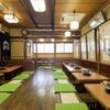 桜なべ 中江 - 内観写真:1階堀こたつ席