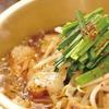 串焼・串揚げ バードスペース  東岡崎北口 - 料理写真:皆様に大人気の国産炙り牛もつ鍋!