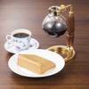 椿屋カフェ - 料理写真:シフォンケーキセット