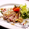 SEAFOOD & ITALIAN ViVi - 料理写真:合鴨ロースのタタキ