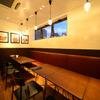 ディアボロ バンビーナ ドゥエ - 内観写真:店内奥の半個室は最大で14名様までのご利用が可能です!