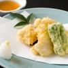 美舟 - 料理写真:白子天ぷら