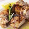 ピッツェリア ポンテチェントロ - 料理写真:鶏モモのグリル 1,980円