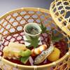 京懐石柿傳 - 料理写真:八寸
