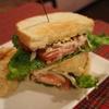 コローナ - 料理写真:人気のサンドイッチ