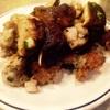 キッチンブイ - 料理写真:自家製サルシッチャと椎茸のソテー