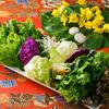ホルモン市場 - 料理写真:サムギョプサルセット