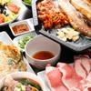 明洞純豆腐 - 料理写真:サムギョプサル食べ放題コース      \2760(税別)
