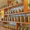 銀座カフェビストロ 森のテーブル - 料理写真:120種の症状別ハーブティで気軽に健康管理!