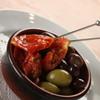 フィッシュハウス オイスターバー - 料理写真:オリーブの実色々とセミドライトマトの盛り合わせ
