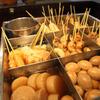 炭火焼もん きんちゃく家 - 料理写真:おでん鍋