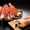 雛鮨 - 料理写真:ズワイ蟹付き食べ放題