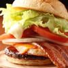 バーガーズベース - 料理写真:佐世保バーガー