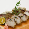 幸楽寿し - 料理写真:「サバ棒寿し」幸楽寿しの「鯖の棒寿司」は大人気の商品です。お持ち帰りもできます。