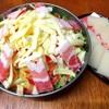 じゅう兵衛 - 料理写真:人気NO1.豚もちチーズ玉