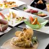 旬菜ステーキ処 らいむらいと - 料理写真:今月のおすすめコース¥4536~