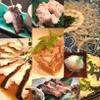 八金 - 料理写真:八金特選うつぼづくしコース