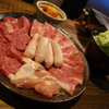 焼肉 勝 - 料理写真:勝セット