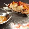 オラ - 料理写真:皮パリ!ジューシーチキン(淡路朝挽き地鶏)