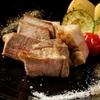 くわっちー家 - 料理写真:あぐー豚のロースグリル