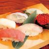 のどぐろ日本海 - 料理写真:握り寿司