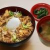 駒ケ岳サービスエリア(上り線)スナックコーナー - 料理写真:信州ポークスタミナ丼