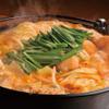 てば壱 - 料理写真:赤モツ鍋