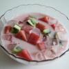 韓国家庭料理 トマト - 料理写真:화채