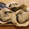 のどぐろ日本海 - 料理写真:隠岐の島産岩ガキ
