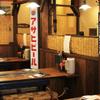 お好み焼 長田屋 - 内観写真:店内は昭和レトロな雰囲気です。