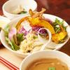 麺や 庄の - その他写真:一汁三菜つけ麺