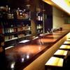 焼酎ダイニング なごみ - 内観写真:7席のカウンター