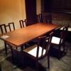 焼酎ダイニング なごみ - 内観写真:半個室席。最高8名様まで座れます。