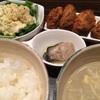 牡蠣Bar - 料理写真:牡蠣フライ定食