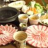 鹿児島黒豚しゃぶしゃぶ あじと - 料理写真:鹿児島産黒豚しゃぶしゃぶ