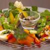 ア ターブル - 料理写真:コース前菜は7種類~10種の日替わり