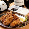 牡蠣 やまと - 料理写真:カキフライ。赤ワインとすごく合います