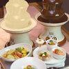 クオーレ - 料理写真:平日限定フォンデュタワープラン4名様より要予約