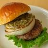 キッチン ユーカリが丘 - 料理写真:島オニオンステーキバーガー