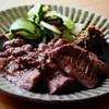 UshiGoya - 料理写真:厚切り牛タン炭火焼き