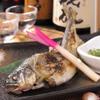 とっちゃば おいしい魚とこだわりの酒 - 料理写真:本日の焼き魚