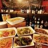 Trattoria Pino - 料理写真:ディナーでは、ワゴンにて日替わり前菜をご紹介しております。