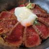 肉食堂 よかよか - 料理写真:あか牛丼