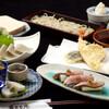 芳とも庵 - 料理写真:夜限定 蕎麦御膳(2400円)