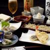 芳とも庵 - 料理写真:夜限定 晩酌セット(2400円)