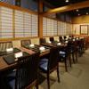 日本料理 花山椒 - 内観写真:9名様から16名様の大部屋もございます。