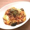 ピソラ - 料理写真:ナスとモッツァレラのミートソース