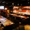 ビー・ビー・エイチ - 内観写真:64名様までご着席の貸切可!テーブルもシートもゆったりとしたお店でお得感あり!
