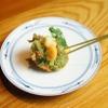 串衛門 - 料理写真:小柱と三つ葉のかき揚げ